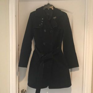 EUC women's XS trench coat from Express
